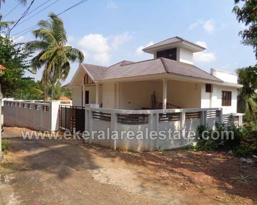 4000 House At Pongumoodu Sreekaryam