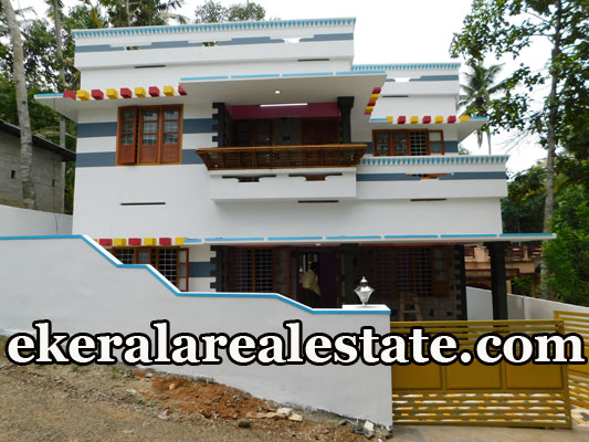 3.5 Cents 1630 Sqft New House Sale at Manjadi Thachottukavu Peyad Trivandrum