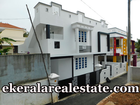 55 lakhs new individual house for sale at Vattiyoorkavu Nettayam Trivandrum